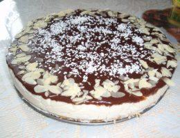 Миниатюра к статье Торт-десерт «Коровка»