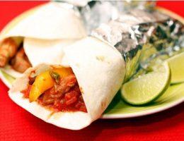 Миниатюра к статье Мексиканская кухня — Буррито