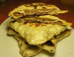 Миниатюра к статье Китайские лепешки с мясом-безумно вкусные и сочные!