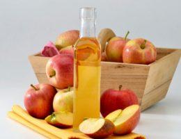 Миниатюра к статье Бальзамы для волос на основе яблочного уксуса