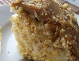 Миниатюра к статье Банановый торт без выпечки «Трюфельдинья»