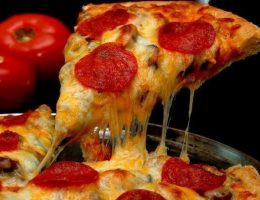 Миниатюра к статье Пицца «Пепперони»