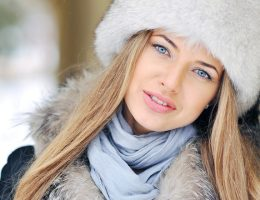 Миниатюра к статье Уход за волосами зимой
