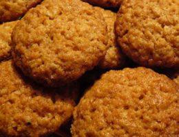 Миниатюра к статье Овсяное печенье