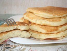 Миниатюра к статье Pancakes (панкейки) или американские блинчики