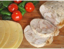 Миниатюра к статье ВЫСОКОБЕЛКОВЫЙ КУРИНЫЙ РУЛЕТ — отличная замена колбасе!