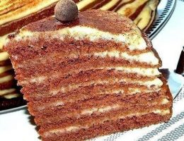 Миниатюра к статье Не торт, а настоящий восторг!