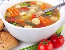 Миниатюра к статье Волшебный суп от хирургов!