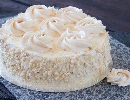 Миниатюра к статье Классический «Полет» — рецепт торта без муки