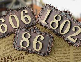 Миниатюра к статье Что означает номер квартиры и машины?