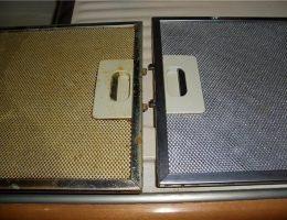 Миниатюра к статье Как отмыть фильтр кухонной вытяжки от жира? Легко!
