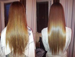 Миниатюра к статье Ламинирование волос на дому