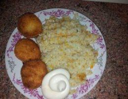 Миниатюра к статье Рецепт риса в сковороде за 30 минут