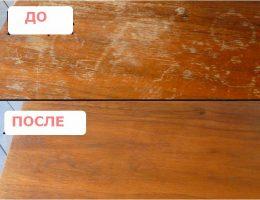 Миниатюра к статье Как быстро и просто избавится от царапин на деревянной мебели