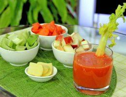Миниатюра к статье Очищающий напиток — супер-похудение!
