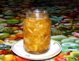 Миниатюра к статье Зимнее варенье с лимоном и имбирем