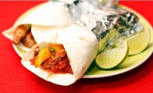 Мексиканская кухня - Буррито