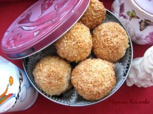Печенье Congolais или Кокосанка
